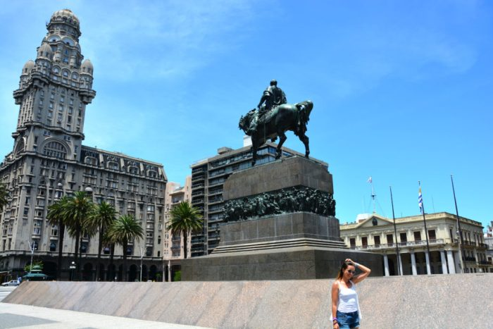 Verão em Montevidéu