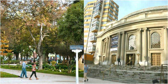 Plaza Vergara - Viña del Mar