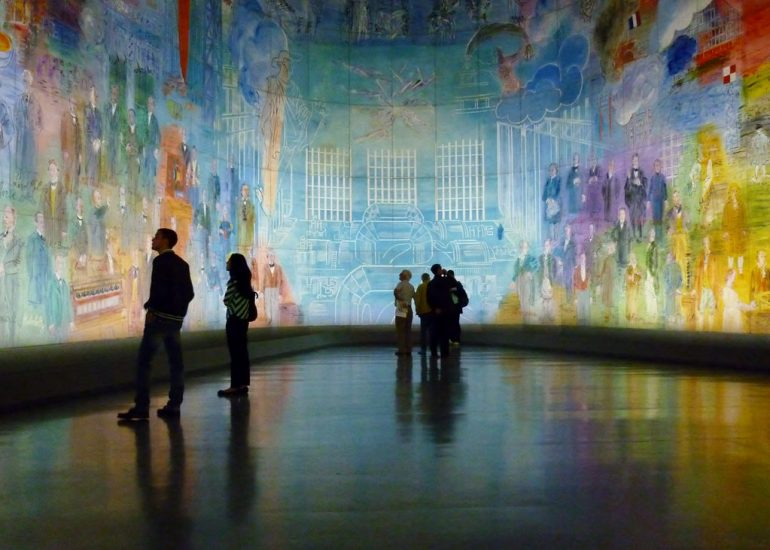 O que fazer em Paris de graça - Musée d'Art Moderne de la Ville de Paris