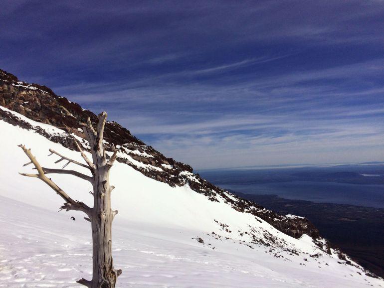 Vista - Vulcão Villarica
