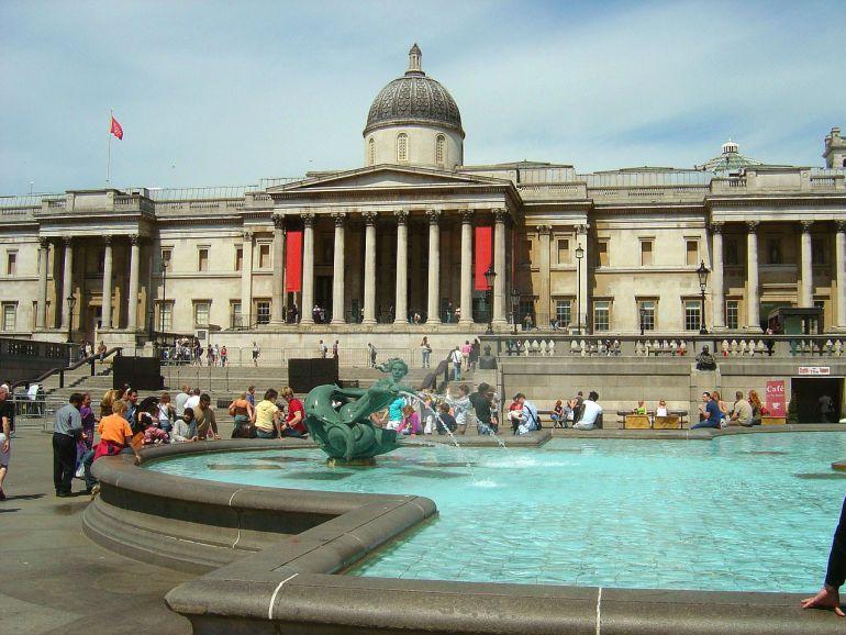 National Gallery - O que fazer em Londres
