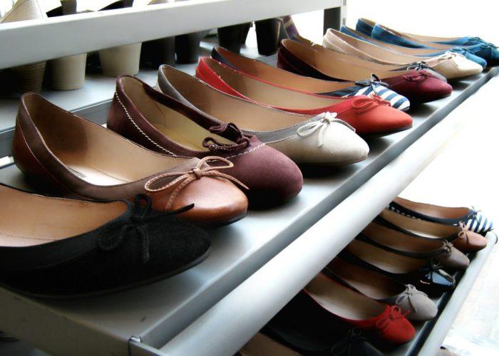 Calçados - Como arrumar a mala