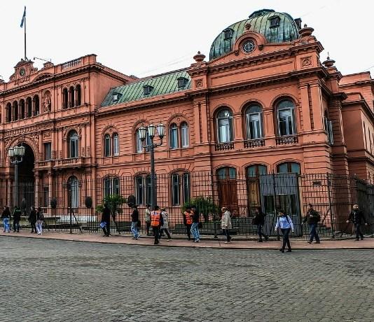 Buenos Aires - Hospedagem - Capa
