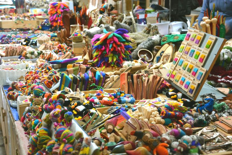 Chiloé - Feira de Artesanato de Dalcahue
