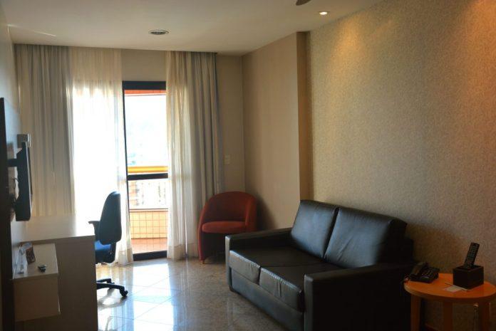 Hotel em Vila Velha - Sala