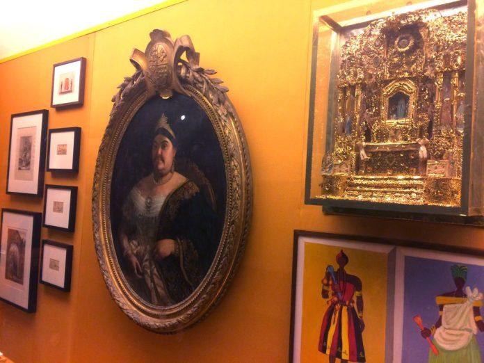 Museu do Amanhã - Exposição Princesa Leopoldina no MAR