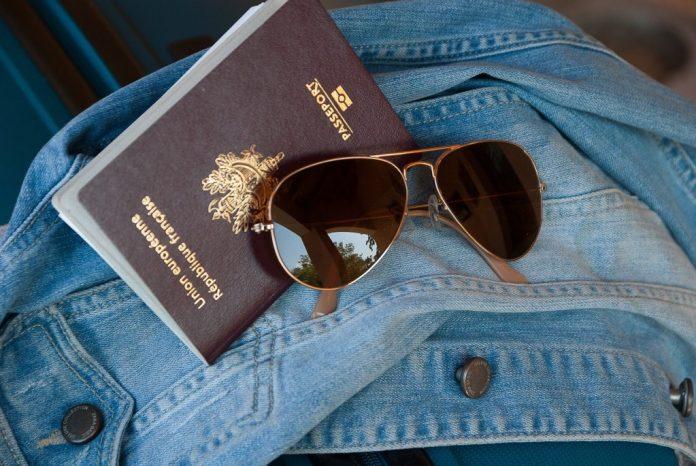 Erros de viagem - Passaporte