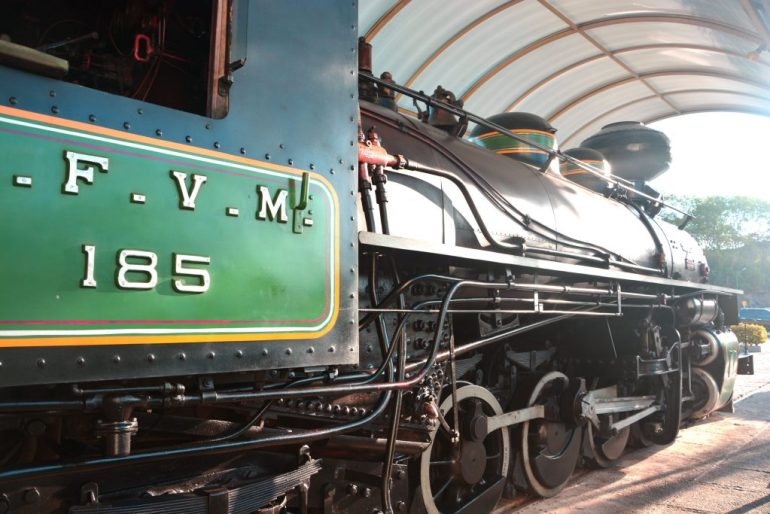 Vila Velha - Museu Ferroviário