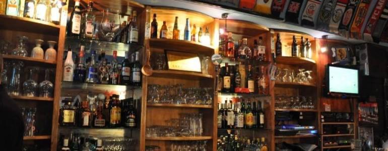 Wuhan - China - Bar