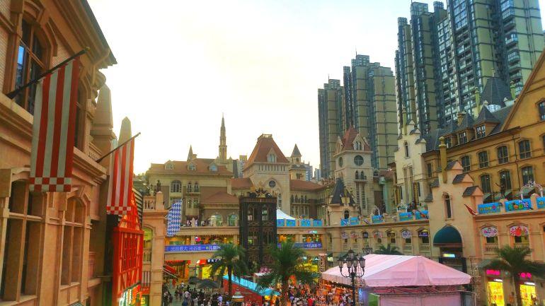 Wuhan - China - Compras Guang gu - Dia