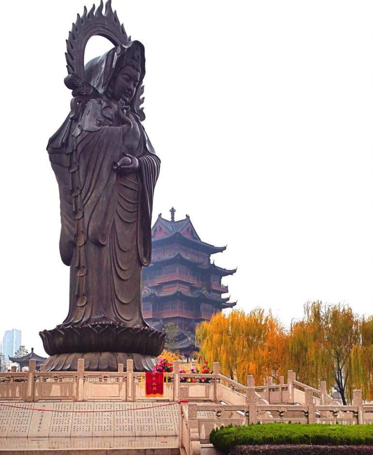 Wuhan - China - Lady Buda