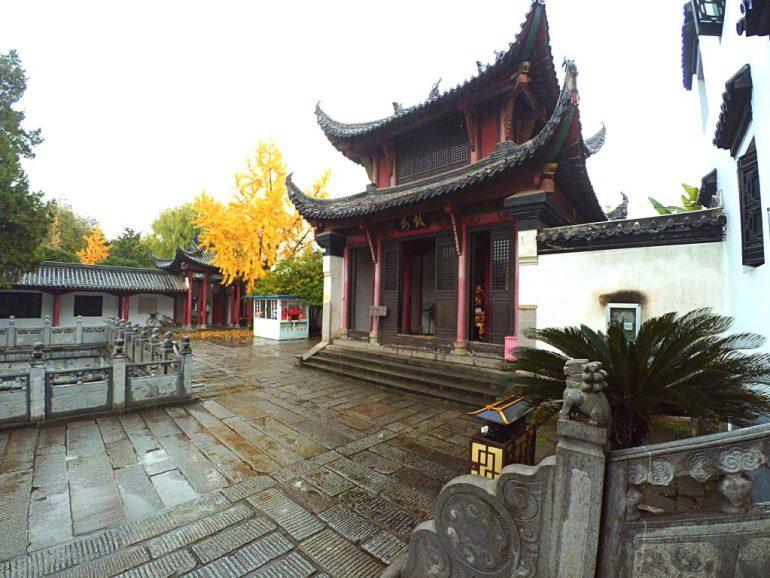 Wuhan - China - Templo Guiyuan