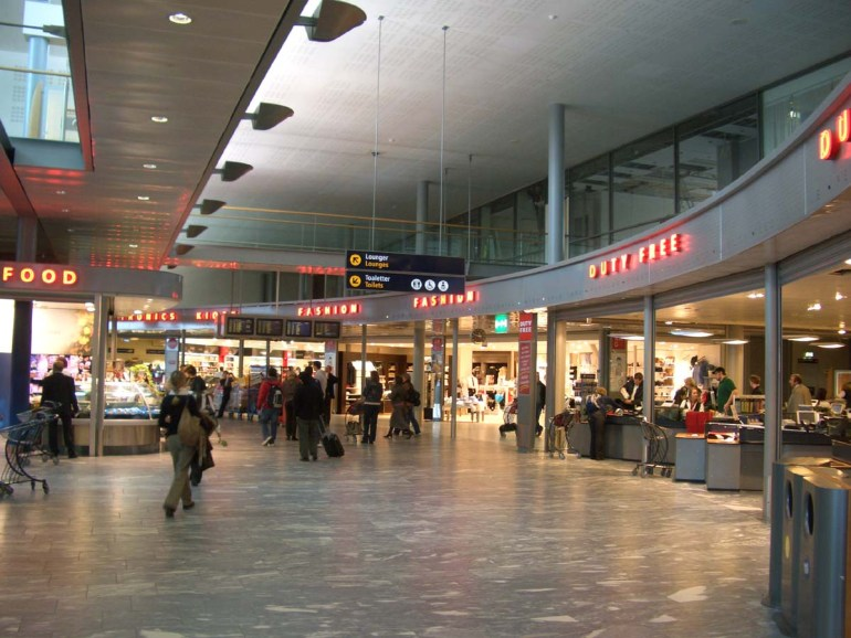 Free Shop - Oslo