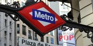 Metrô de Madri - Capa