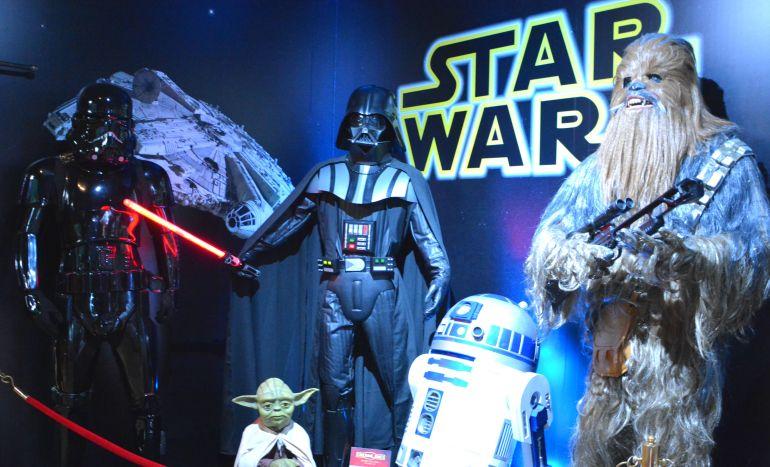 Museu de Cera Gramado - Star Wars