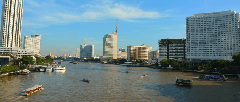 Como circular em Bangkok | Um guia sobre os barcos da cidade