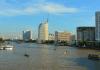Como circular em Bangkok
