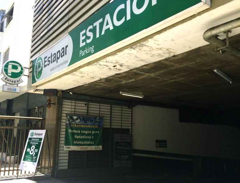 Escape 60 - Estacionamento - Copacabana