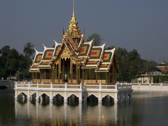 Tailândia Comportamento Rei