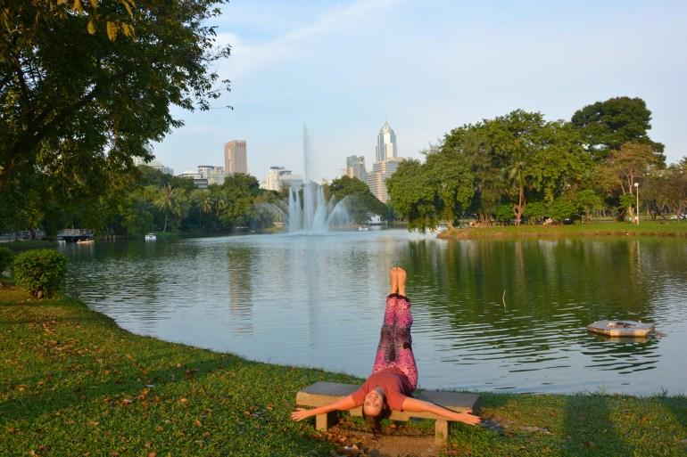 Tailândia - Lumphini Park