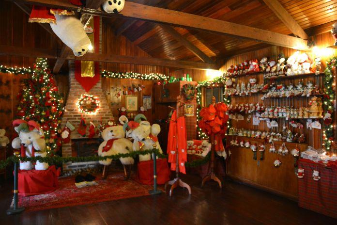 Aldeia do Papai Noel - Chalé dos Ursos