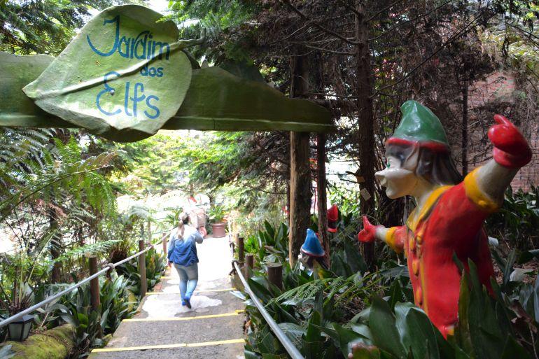 Aldeia do Papai Noel - Jardim dos Elfs