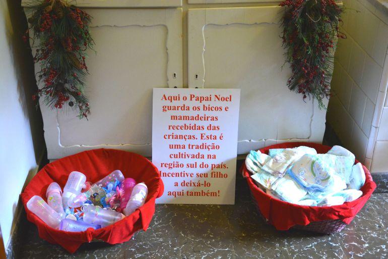 Aldeia do Papai Noel - Tradição