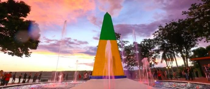 Marco das Três Fronteiras | Em Foz do Iguaçu, o monumento reabre com tudo!