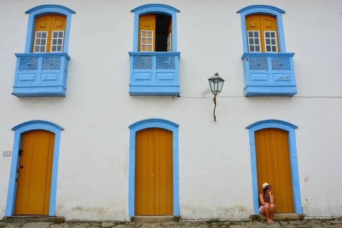 O que fazer em Paraty - Centro Histórico