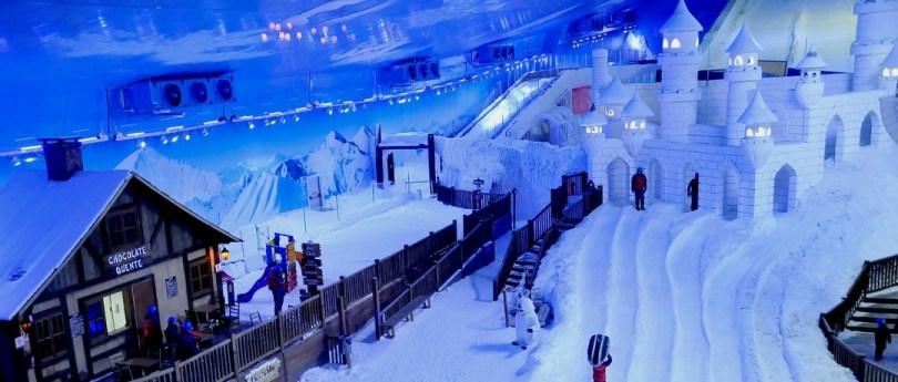 Snowland | As maiores dúvidas sobre a visita ao parque