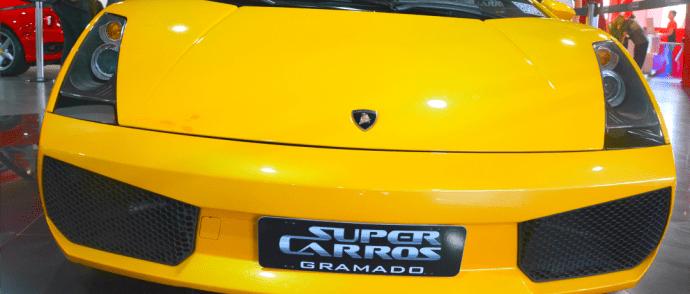 Super Carros | Onde ver de perto e até pegar carona no carro dos sonhos