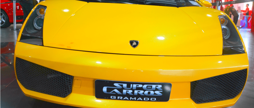 Super Carros   Onde ver de perto e até pegar carona no carro dos sonhos
