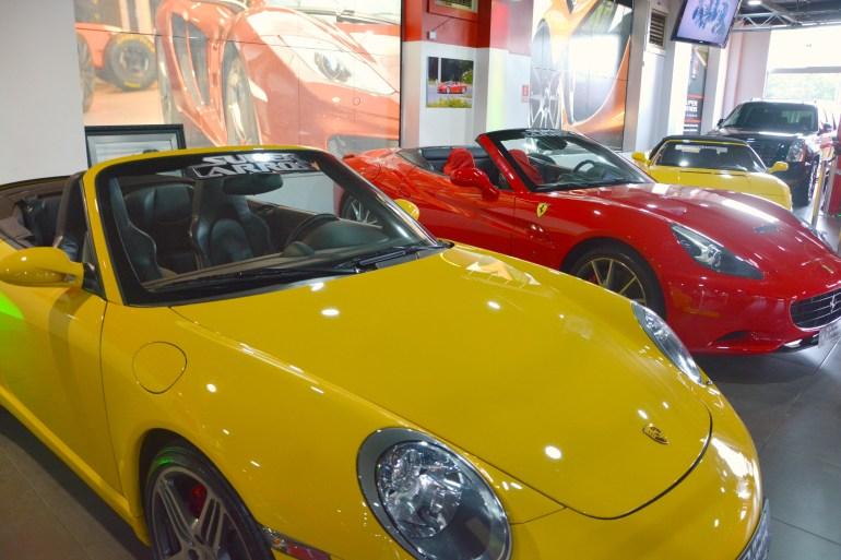 Super Carros - Carros do Salão