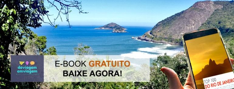 Melhores Praias do Rio de Janeiro - Banner