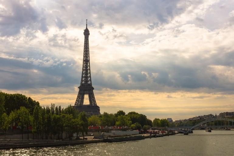 O que fazer em Paris de graça - Rio Sena