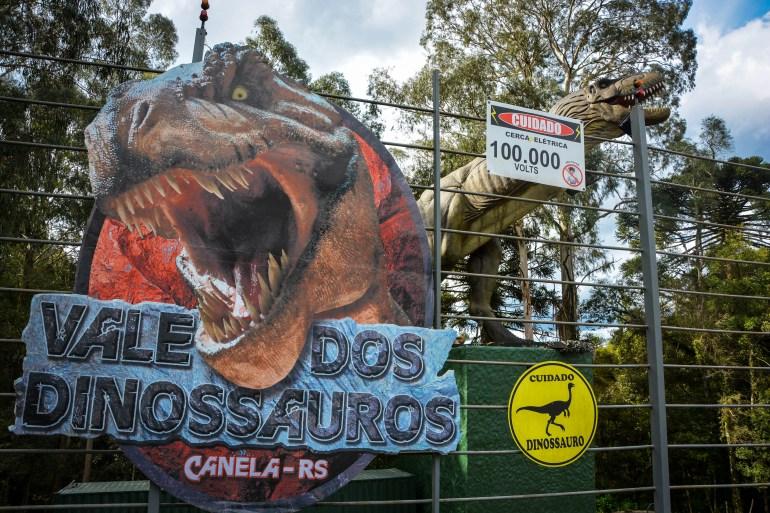 Vale dos Dinossauros - 1