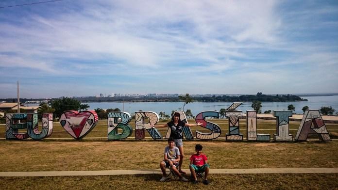 Brasília - Lagoa Paranoá - 3