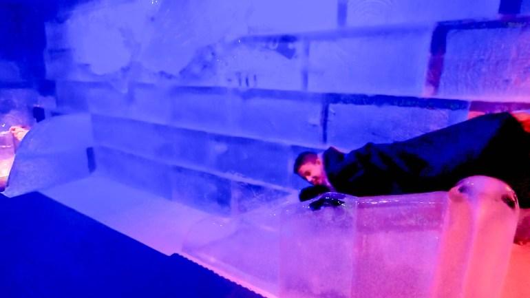 Ice Bar - Iceland - 5