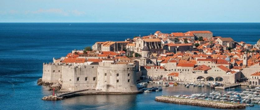 Dubrovnik, Croácia   Você quer visitar Porto Real? Os locais não querem que vá.