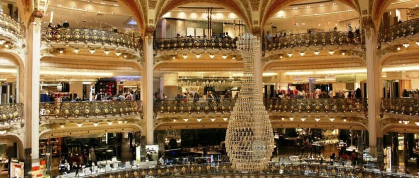 Galerie Lafayette   Compras, como economizar e mais praticidades