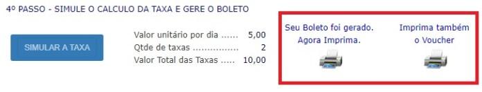 Taxa de Turismo de Jericoacoara - 3