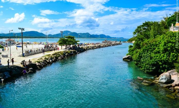 Leste de Florianópolis - Barra da Lagoa