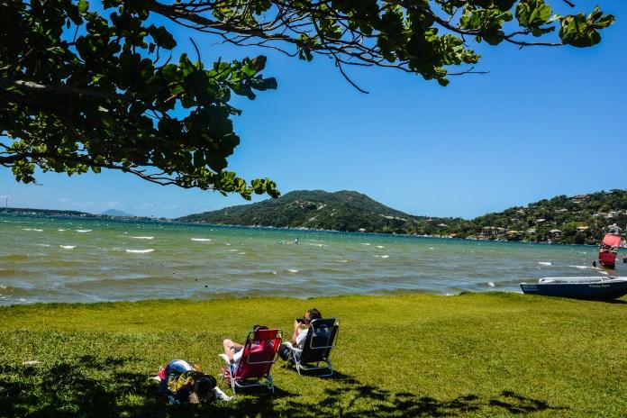 Leste de Florianópolis - Lagoa da Conceição