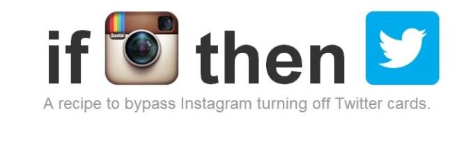 visualizar fotos de instagram en twitter
