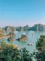 Best Travel Drone - DJI Spark - Halong Bay