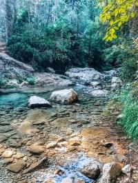 Sierra de Tejeda - Rio Verde