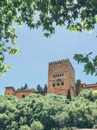 Things to do in Granada - The Alhambra