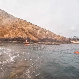 Cabo San Lucas Blog - Paddle Boarding