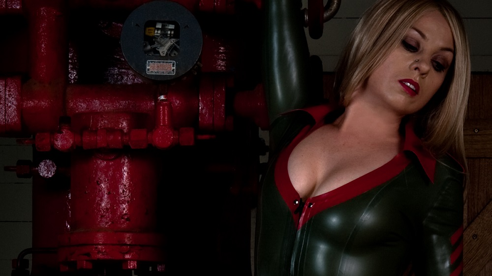 Industrial Latex Fetish