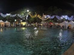 La fontaine du Barachois